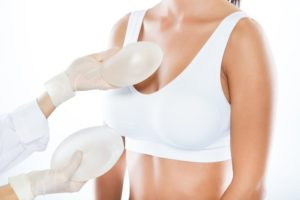 the different kinds of breast surgery implants